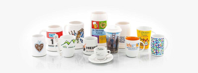 Porzellan & Werbung Granvogl GmbH - Foto der Produktkollektion Porzellan